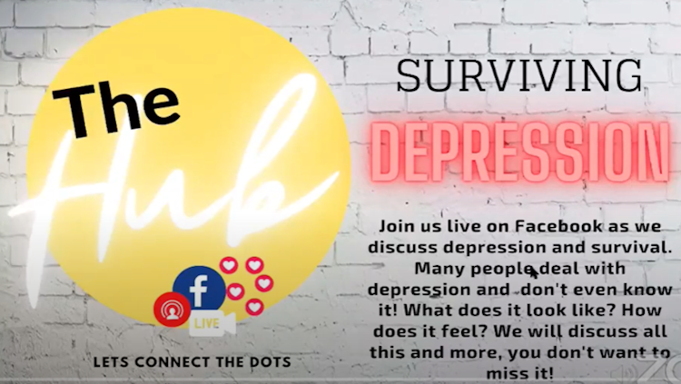 Kenyon Glover Explores: Surviving Depression on The Hub